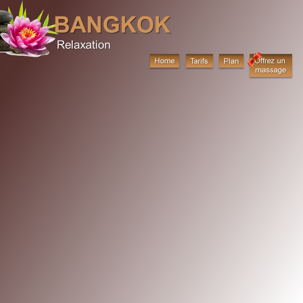 Bangkok Massage - Salon de Massage Thailandais a St Etienne